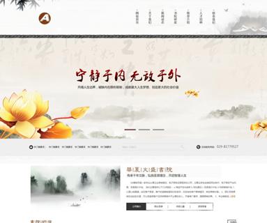 文艺文化学院学校网站模板